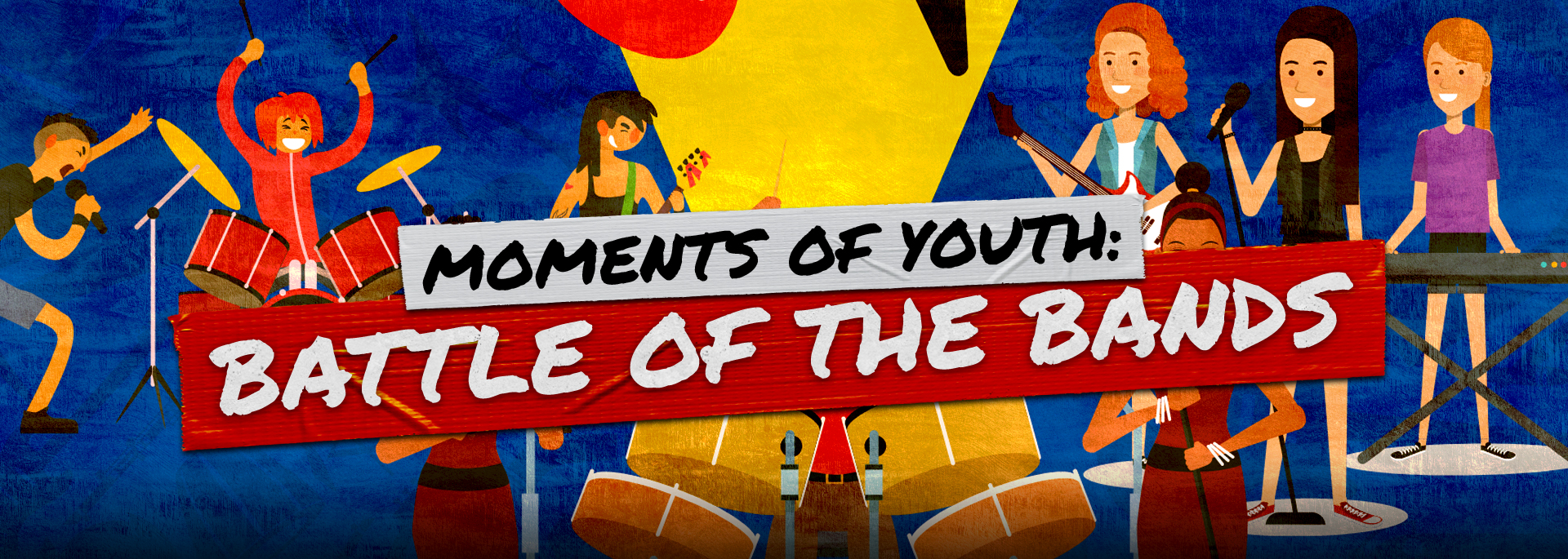 Moments of Youth: Battle of the Bands